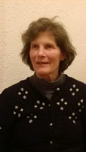 Kandidatin für Platz 5: Astrid Rühle