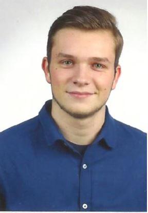 Platz 4 für den Kreistag Sonneberg: Maximilian Graf