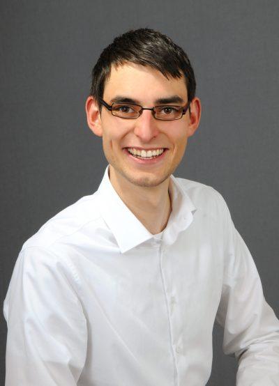 Kreistagsmitglied Daniel Höhn aus Siegmundsburg